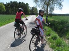 Cykloturistika na Šumavě